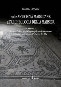 Copertina - Dalle antichità marsicane_ISBN