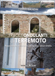 Copertina Fabrizio Galadini - Tracce ondulanti di terremoto_fronte