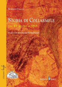 Copertina Filiberto Ciaglia - Storia di Collarmele_ISBN
